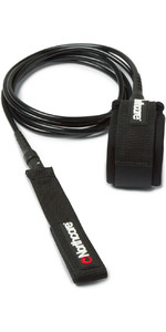 2020 Northcore 6mm Surfboard Leash 9FT NOCO57B - Black
