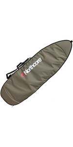"""2020 Northcore Aircooled 6'0 """"shortboard Surfboard Sac De Jour / Voyage Noco23a - Olive"""