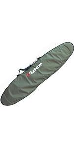 "2020 Northcore 9'6 ""longboard Surfboard Day / Bolsa De Viaje Noco33b - Olive"