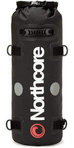 2020 Northcore Dry Bag 30L Noco67ac - Nero