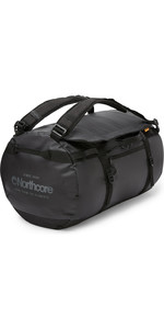 2020 Northcore Duffel Bag 110L NOCO123C - Black / Grey