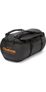 2020 Northcore Duffel Bag 110L NOCO123CB - Black / Orange