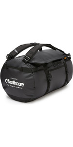 2020 Northcore Duffel Bag 85L NOCO123BC - Black / White