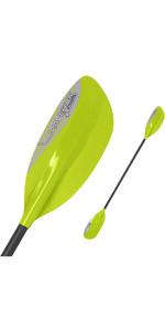 2021 Palm Maverick G5 Remo De Kayak De Aguas Blancas Lima 200cm 10526