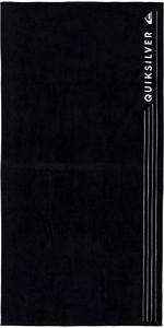 2020 Quiksilver Linepack Handtuch Eqyaa03911 - Schwarz