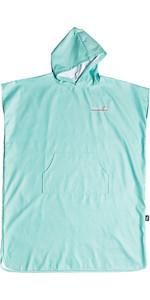 2020 Quiksilver Mini-Pack Hooded Towel / Change Robe EQYAA03914 - Beach Glass