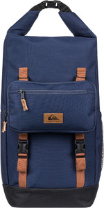 2020 Quiksilver Sea Stash Plus Back Pack EQYBP03608 - Navy