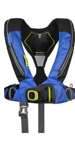 2020 Spinlock Deckvest 6d 170n Colete Salva-vidas Com Sistema De Horas Dwljh6d - Azul