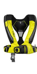 2020 Spinlock Deckvest 6d 170n Colete Salva-vidas Com Sistema De Horas Dwljh6d - Amarelo