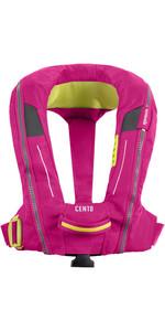 2020 Spinlock Junior Deckvest Cento 100n Rettungsweste Dwcen - Pink