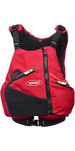 Aide à La Flottabilité Du Dos Haut En Yak 2020 60N 3751 - Rouge