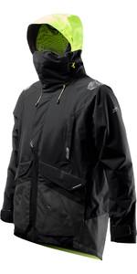 2020 Zhik Mens Apex Offshore Sailing Jacket JKT0450 - Anthracite Black