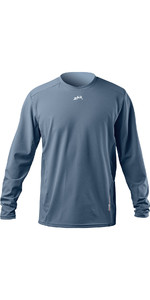 2020 Zhik Mens XWR Water Repellent Long Sleeve T-Shirt ATE0093 - Grey