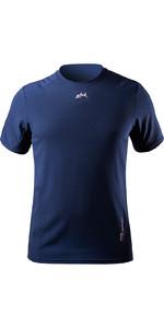 2020 Zhik Mens XWR Short Sleeve Water Repellent T-Shirt ATE0096 Steel Blue