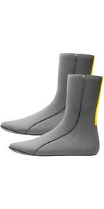 2020 Zhik Thermal Sock Sock1100 - Gris