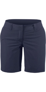 2020 Zhik Frauen Marine Shorts Srt0220 - Navy