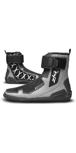 2020 Zhik ZhikGrip 2 Neoprene Hiking Sailing Boot BOOT360 - Grey / Black