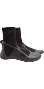 2021 Billabong Absolute 3mm Split Toe Wetsuit Boots Z4BT19 - Black Hash