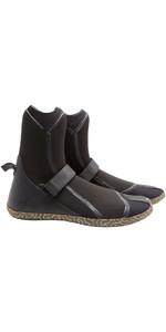 2021 Billabong Furnace 3mm Hidden Split Toe Wetsuit Boots Z4BT10 - Black