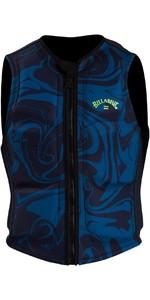 2021 Billabong Masculinos Wakeboard Colete De Impacto W4vs51 - Navy