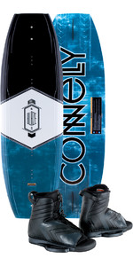 2021 Connelly Blis 141cm Wakeboard M / Optima Boot-pakke