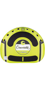 2021 Connelly Convertible Conique Tube De Pont Concave Conique 67191007 - Jaune