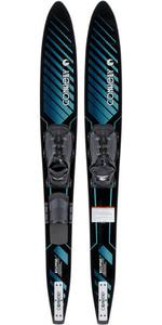 2021 Connelly Eclypse Front Verstellbare Kombinierte Wasserski 61200303 - Blau