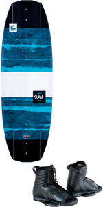 2021 Connelly Junior Surge Wakeboard Mit Optima Boots Paket