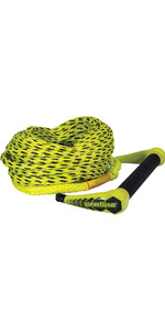 2021 Connelly Proline Sport 75ft Wakesurf Line & Griff 83190001 - Volt