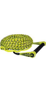 2021 Connelly Proline Sport 75ft Wakesurf Line & Handle W / 1 Section 83190001 - Volt