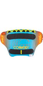 2021 Connelly Raptor 3 Geflügeltes Deckrohr 67191017 - Blau / Rot