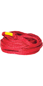 2021 Connelly Value 4 Person Tube Rope 86014019 - Red