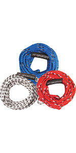 2021 Ho Sports 6k 60ft Multi - Rider Corde Tube De Ha-l-t21-6k - Assortis