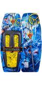 2021 Ho Sports Joker Kniebrett H21jok - Blau