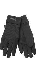 2021 Helly Hansen Fleece Touch Handschoenvoering 67332 - Zwart