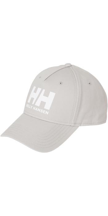 2021 Helly Hansen Baseball Cap 67434 - Grauer Nebel