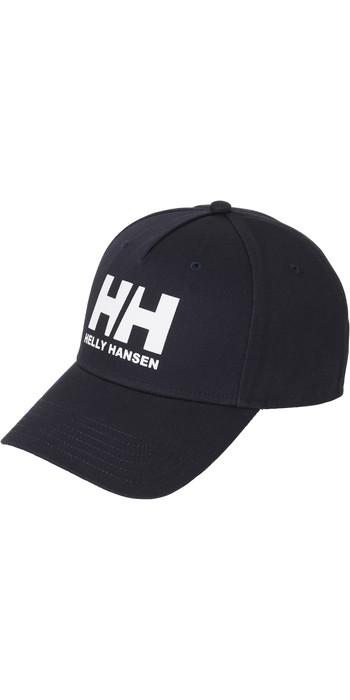 2021 Helly Hansen Baseball Cap 67434 - Navy