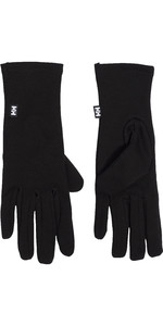 2021 Helly Hansen Lifa Merino Handschoenvoering 68084 - Zwart