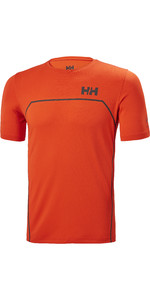 2021 Camiseta Masculina Hp Foil Ocean Helly Hansen