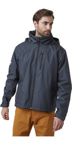 2020 Helly Hansen Mens Hooded Crew Mid Layer Jacket 33874 - Slate
