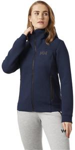 2021 Helly Hansen Hp Ocean Sweatjack Voor Dames 30243 - Navy Melange