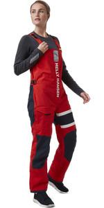 2021 Helly Hansen Frauen Salt Coastal 30345 - Alarm Rot