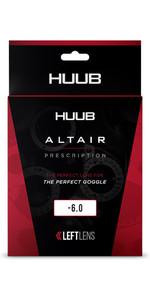 2021 Huub Altair Korrektionsglas - Linkes Auge A2-alpl - Klar