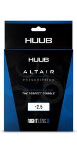 2021 Huub Altair Korrektionsglas - Rechtes Auge A2-alpr - Klar