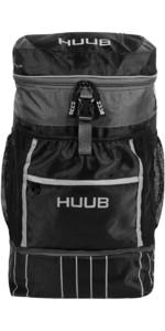 2021 Huub Übergangstasche 2 A2-hb19bgw - Schwarz / Grau