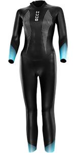 2021 Huub De Neopreno Alta Mujer Huub Alt24w - Aqua