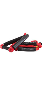2021 Hyperlite 25' Surf Rope With Handle HA-PK-WS - Red