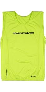 2021 Magic Marine Brand Mouwloze Overtop 18005 - Flash Geel