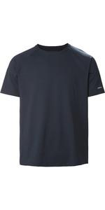 2021 Musto Herren Evo Sunblocker Kurzarm T-Shirt 2.0 81154 - True Navy 81154