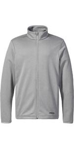 2021 Musto Mens ESS Full Zip Sweat Top 82136 - Grey Melange